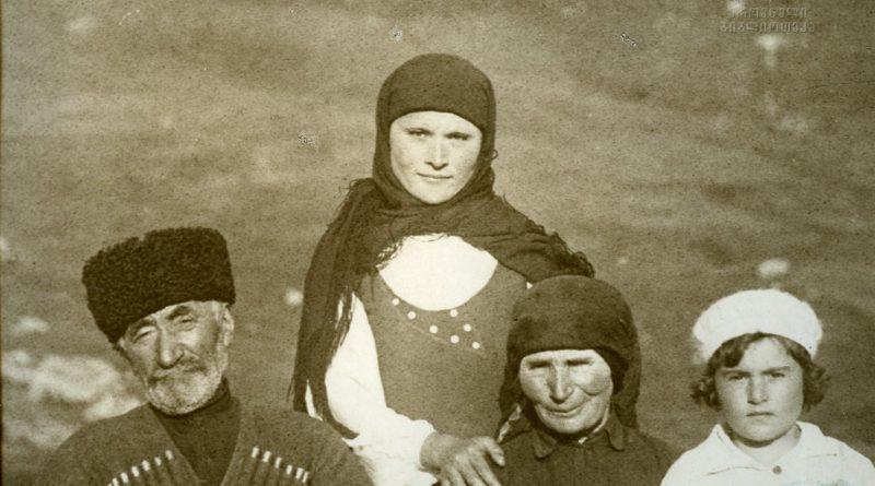 ხაშურელი ოსების დამოკიდებულება ბოლშევიკური რუსეთის მიმართ 1920 წელს